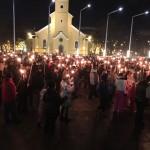 Vabariigi juubelile pühendatud tõrvikurongkäik toob Tallinna tänavatele tuhandeid inimesi