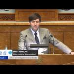 Martin Helme: kohalikel valimistel peaks valimisõigus olema ainult Eesti kodanikel