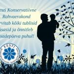 EKRE soovib head Isadepäeva!
