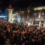 Vabariigi aastapäevale pühendatud pidulik Tõrvikurongkäik toimub 24.02 kell.20.00