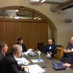 EKRE fraktsioon kohtus Saarema silla projekti vedajatega