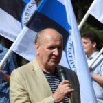 Mart Helme kutsub Eesti iseseisvust hindvaid inimesi liituma ja koonduma EKRE lipu alla