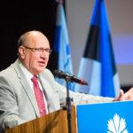 Jõhvi kontserdimajas kogunenud EKRE kongress valis uue juhtkonna