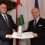 Kauane diplomaat Toivo Tasa pälvis Ungari teeneteordeni