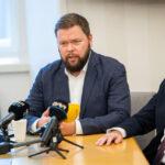 Kaimar Karu astus ametisse väliskaubandus- ja IT-ministrina